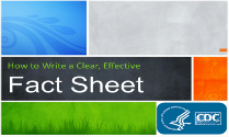 How To Write A Clear and Effective Fact Sheet Training Webinar