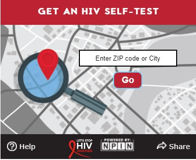 GetTested Self-Testing Let's Stop HIV Together