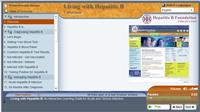 Thumbnail image of Living with Hepatitis B: An Interactive Learning Guide for Acute and Chronic Infection
