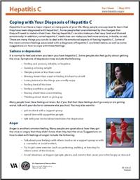 Thumbnail image of Hepatitis C: Coping with Your Diagnosis of Hepatitis C