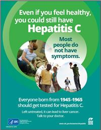 Thumbnail image of Even If You Feel Healthy, You Could Still Have Hepatitis C