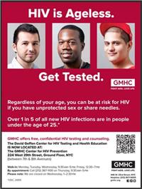 Thumbnail image of HIV is Ageless. Get Tested. (Under 25)