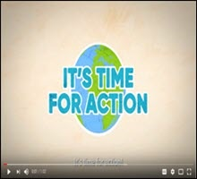 It's time for action- Play your part- #EndTB video