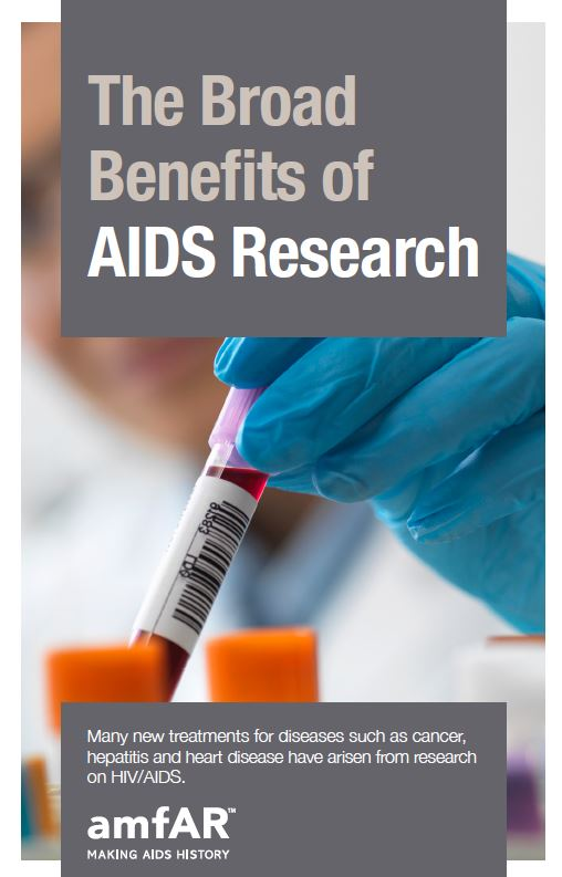Go to The Broad Benefits of AIDS Research-Brochure