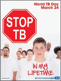 Thumbnail image of World TB Day March 24: Stop TB in My Lifetime