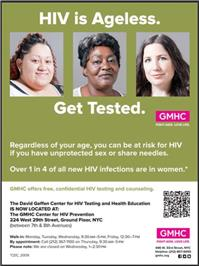 Thumbnail image of HIV is Ageless. Get Tested. (Women)