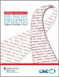 Thumbnail image of Expanding Your Reach to End the HIV Epidemic: Community Engagement Toolkit