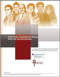 Thumbnail image of Rise Proud: Comating HIV Among Black Gay and Bisexual Men