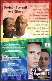 Thumbnail image of What Gay Men Need to Know About Hepatitis C: Protect Yourself and Others