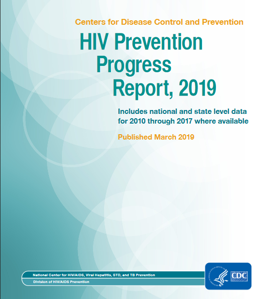 HIV Prevention Report. Go to report.