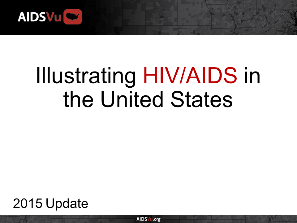 Go to Illustrating HIV-AIDS in the United States, 2015 Update: PDF Slide Set