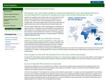 Global Hepatitis B Treatment Access. Go to report.