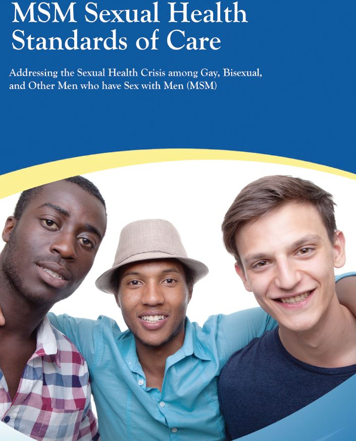 MSM Sexual Health Standards of Care PDF Report. Go to report.