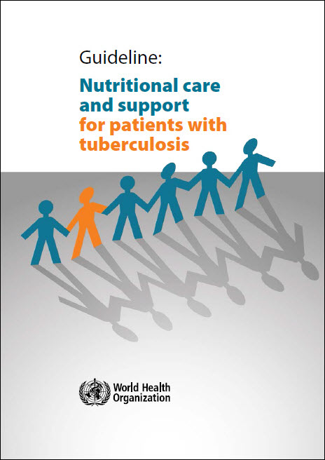 Nutritional Care and Support for Patients with Tuberculosis