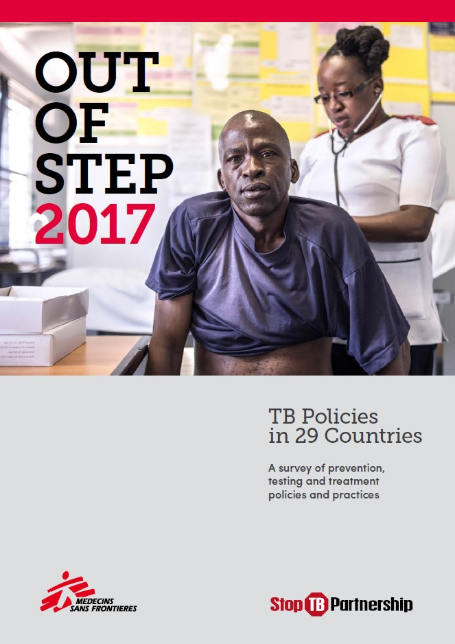 Out of Step 2017: TB Policies in 29 Countries