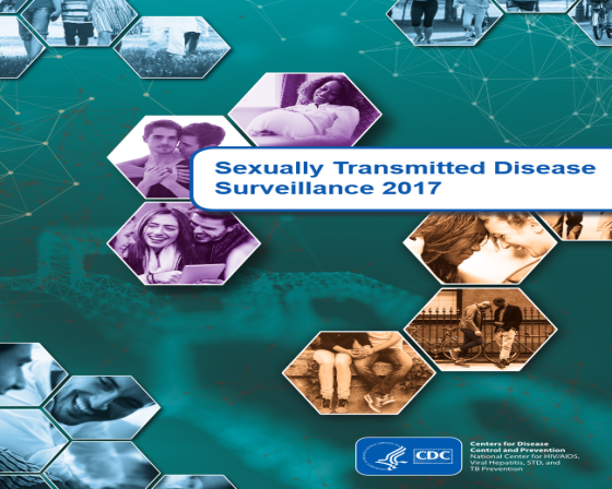 Sexually Transmitted Disease Surveillance 2017. Go to report.