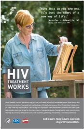 Thumbnail image of HIV Treatment Works - Jennifer