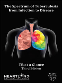 The Spectrum of Tuberculosis from Infection to Disease- TB at a Glance: Third Edition