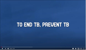 To End TB- Prevent Tuberculosis