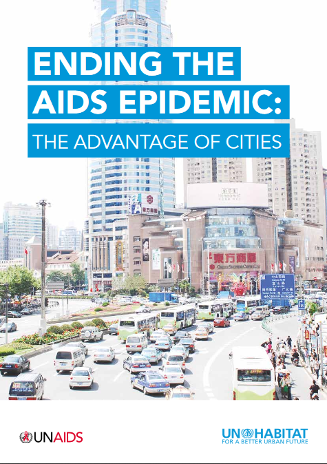 Go to Ending the AIDS Epidemic: The Advantage of Cities report.