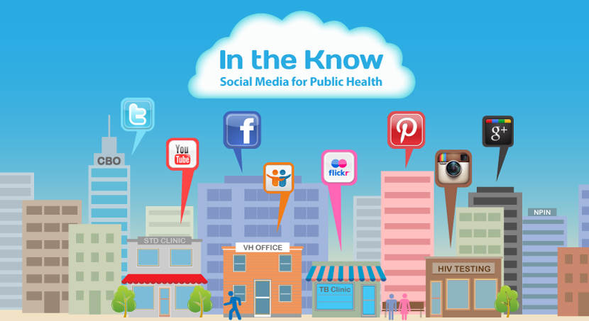 In the Know: Social Media for Public Health