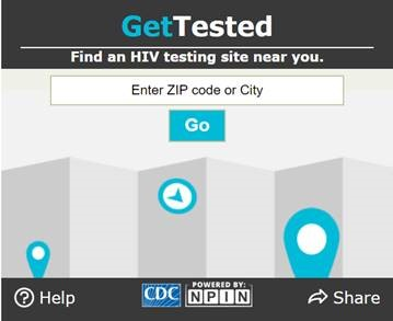 NPIN HIV GetTested