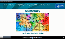 Numeracy: Health Literacy & Clear Communication for Numbers and Statistics