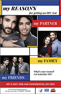 Reasons Poster: My Family