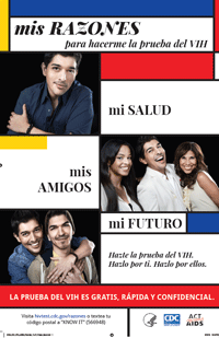 Spanish Reasons Poster – Mis Amigos