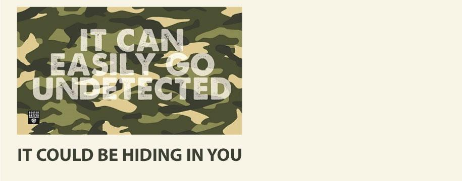 Featured Campaign: It Could Be Hiding in You