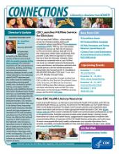 November - December 2014 Connections e-Newsletter