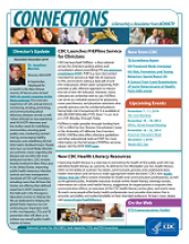 November - December 2014 Connections e-Newsletter