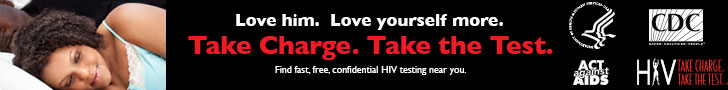 Take Charge. Take the Test. (TCTT) Banner
