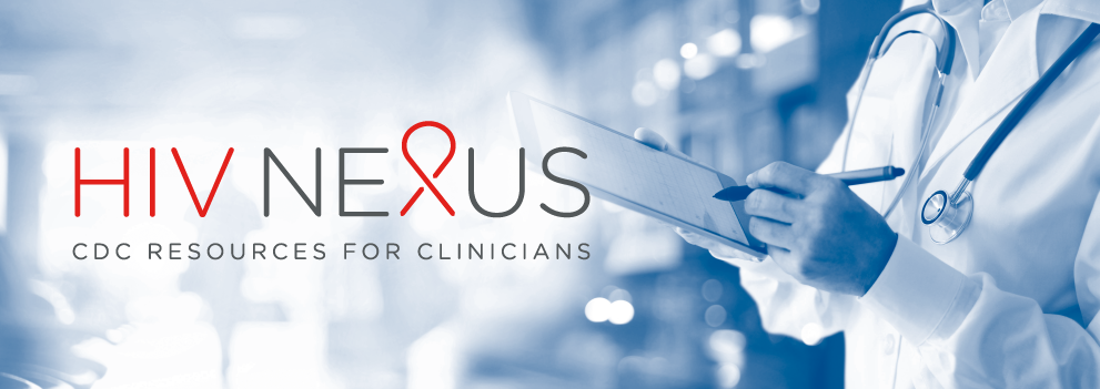 Logo for HIV Nexus
