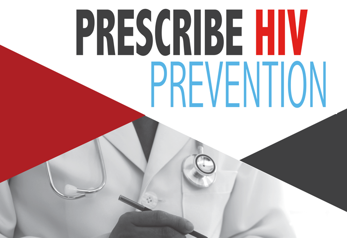 Logo for Prescribe HIV Prevention
